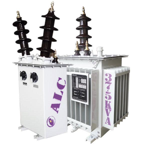 Transformadores de Distribución en Aceite